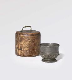 An Antimony Cup (or poculum em