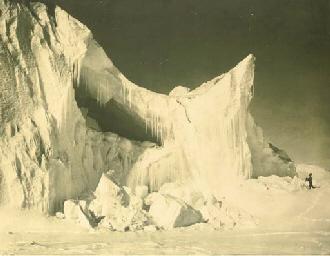 A Weathered Iceberg