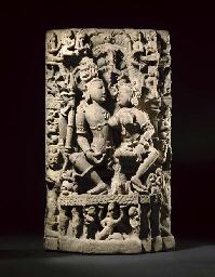 A Buff Sandstone group of Rava