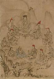 A THANGKA OF KARMAPA RANGjung