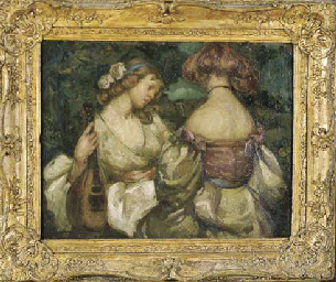 HENRIETTA RAE (BRITISH 1859-19