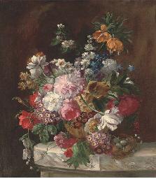 Roses, tulips, chrysanthemums,
