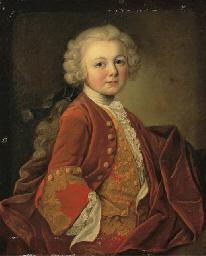 ATELIER DE LOUIS TOCQUE (PARIS 1696-1772)
