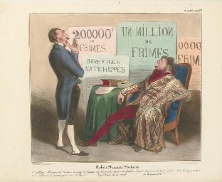 DAUMIER, Honoré (1808-1879) &