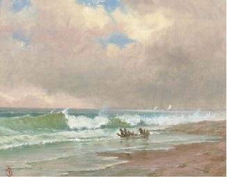 Seascape, Sketch # 16