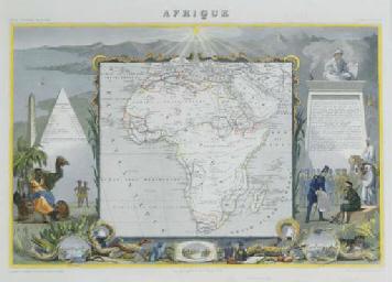 L'Atlas National Illustré: Sev