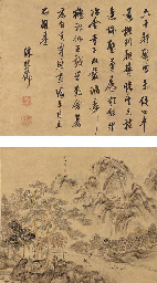 CHEN JIRU (1558-1639), SONG MA