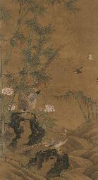 LU JI (CIRCA 1475-?)
