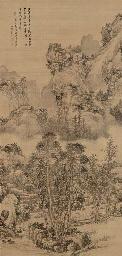 Zhang Geng (1685-1760)