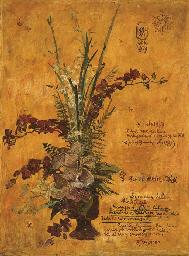 Kembang di dasar (Flowers belo