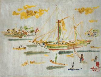 Perahu layar (Boat)