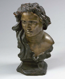 Busto d'Anna Gemito