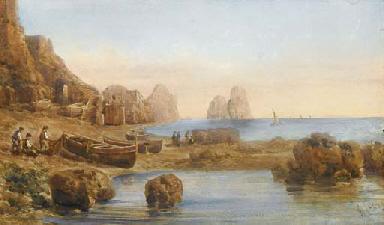 Pescatori a Capri