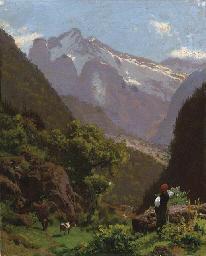 Valle inferiore di Gundelwald,