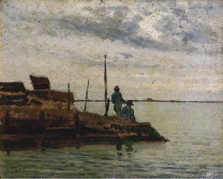 In laguna, 1873
