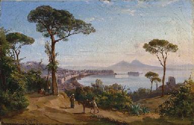 Napoli dai Cappuccini