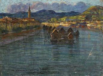 Verano, i mulini dell'Adige