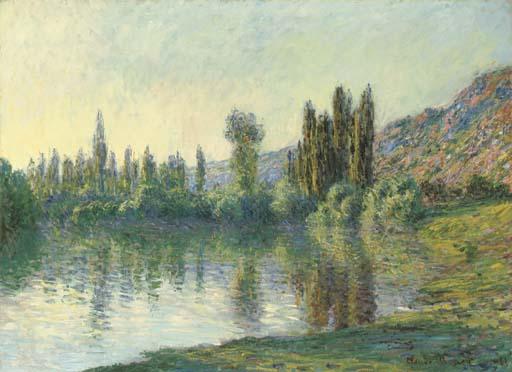 christies   La Seine et les c?teaux de Chantemesle  的图像结果