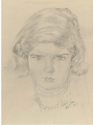 Portrait of Jill Mackie