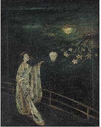 Japanese Nocturne