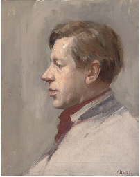 Portrait of Laurie Lee