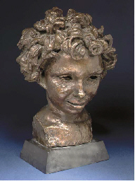 Maquette for Joan Greenwood (c
