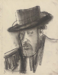 Portrait of Frank Dobson