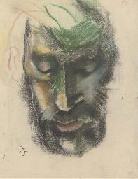 Portrait of Ronald Ossory Dunl