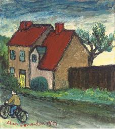 Cottage near Slimbridge