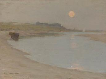 Clair de lune, Etaples