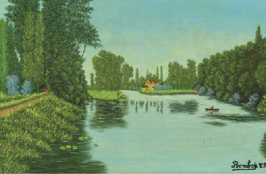 Bord du Loiret