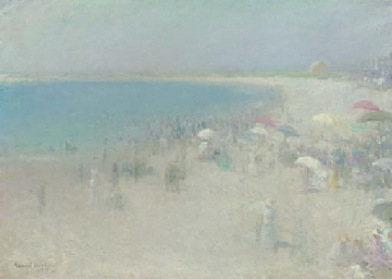 A Day at the Beach, Watch Hill