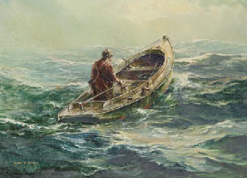 Man at Sea