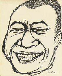 Louis Armstrong #1