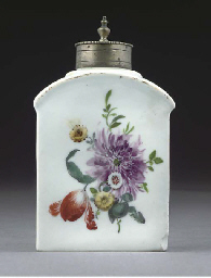 MEISSEN PORCELAIN AND TWO CUT-