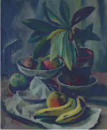 Bananas and Apples in a Compot