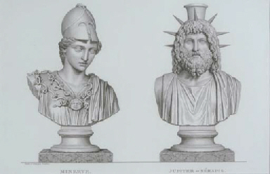 [Sculptural Subjects]: Nine Pl