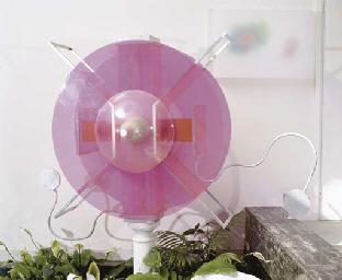 Hanging Light Sculpture