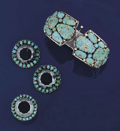 A small group of jewellery, by