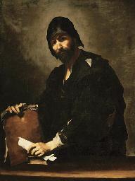 A Philosopher (Heraclitus?)