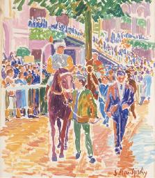 Courses à Longchamp