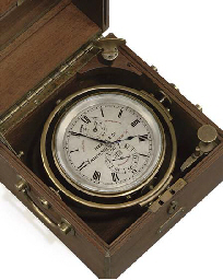 A TWO-DAY MARINE CHRONOMETER B