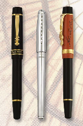 ST DUPONT AND MONTBLANC A LOT OF ONE LIMITED EDITION PALLADI...