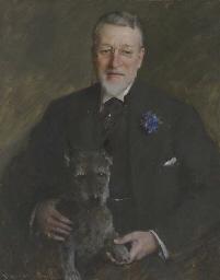 Portrait of Mr. Francis Guerin
