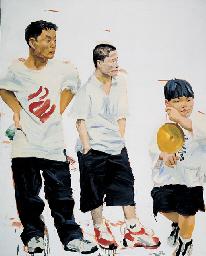 LIU XIAO DONG