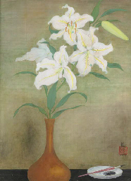 Still life - lilies