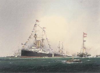 The Diamond Jubilee Fleet Revi