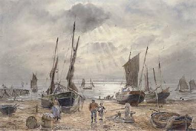 The Shoreham fishing fleet ret