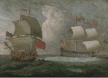 A Royal Yacht and a Royal Nava