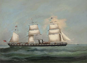The Norfolk in Chinese waters